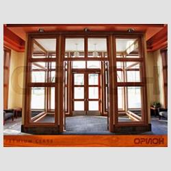 Фото окон от компании  ОРИОН-ЮГ